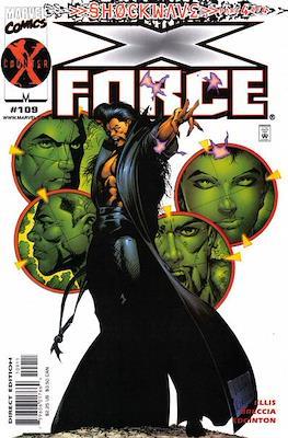 X-Force Vol. 1 (1991-2002) (Comic Book) #109