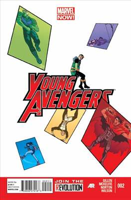 Young Avengers Vol. 2 (2013-2014) (Comic-book) #2