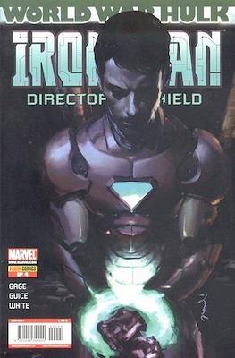Iron Man: Director of SHIELD / Iron Man & Máquina de Guerra / El Invencible Iron Man (2008-2011) #4