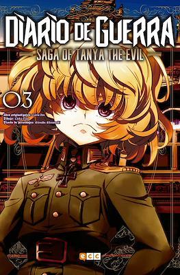 Diario de guerra - Saga of Tanya the Evil (Rústica con sobrecubierta) #3