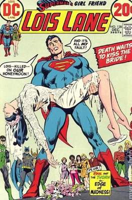 Superman's Girl Friend Lois Lane (Comic-book) #128