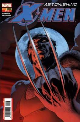 Astonishing X-Men Vol. 1 (2005-2006) (Grapa 24 pp) #8