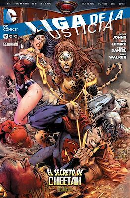 Liga de la Justicia. Nuevo Universo DC / Renacimiento (Grapa) #14