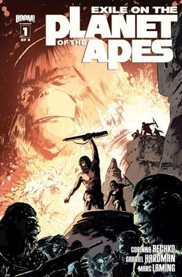 Exile on the Planet of the Apes (Grapa) #1