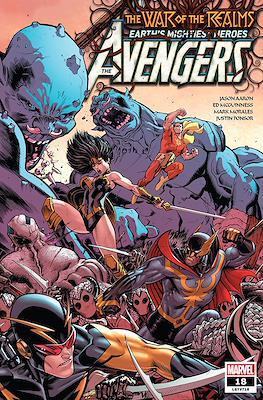 The Avengers Vol. 8 (2018-...) #18