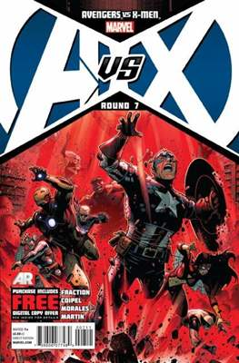 Avengers vs. X-Men (Comic-book) #7