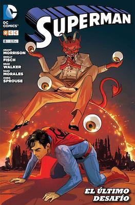 Superman. Nuevo Universo DC (Rústica) #8