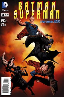 Batman / Superman Vol. 1 (2013-2016) (Comic Book) #4