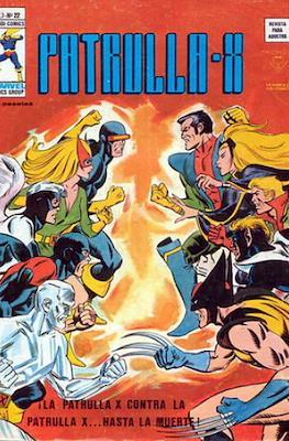 Patrulla-X Vol. 3 (1976-1980) (Rústica 40 pp) #22