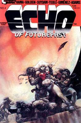 Echo of Futurepast (grapa) #4