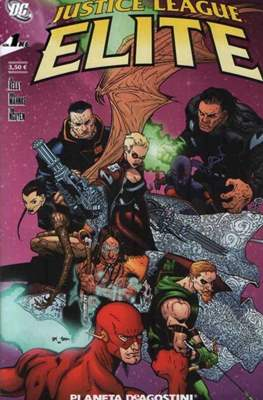 Justice League Elite (Grapa 48 pp) #1