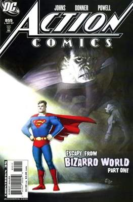 Action Comics Vol. 1 (1938-2011; 2016-) (Comic Book) #855