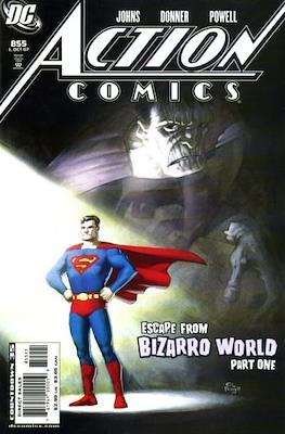 Action Comics Vol. 1 (1938-2011; 2016-) (Comic Book) #855
