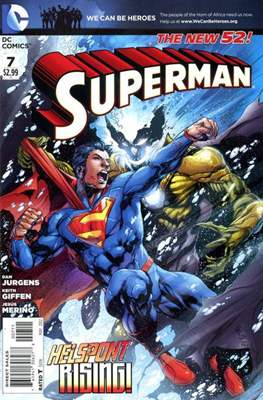 Superman Vol. 3 (2011-2016) #7