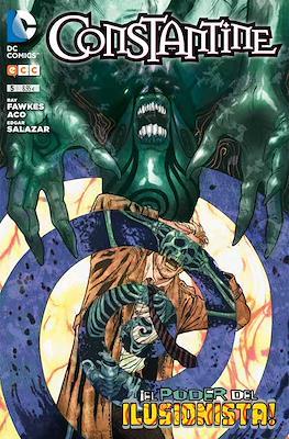 Constantine. Nuevo Universo DC #5