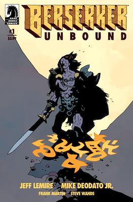 Berserker Unbound (Variant Cover)