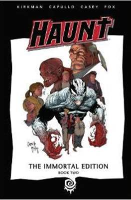 Haunt: The Immortal Edition (Hardcover) #2