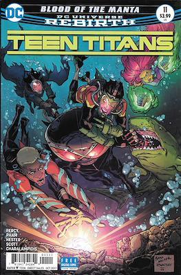 Teen Titans Vol. 6 (2016-2020) #11