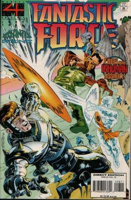 Fantastic Force Vol. 1 (1994-1996) (Saddle-stitched) #8