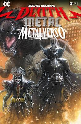 Death Metal: Metalverso (Rústica) #1