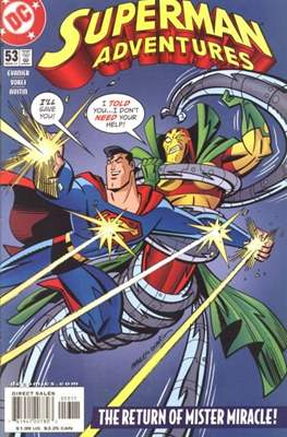 Superman Adventures (Comic-book) #53