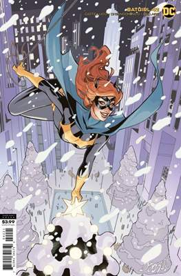 Batgirl Vol. 5 (2016- Variant Cover) (Comic Book) #42