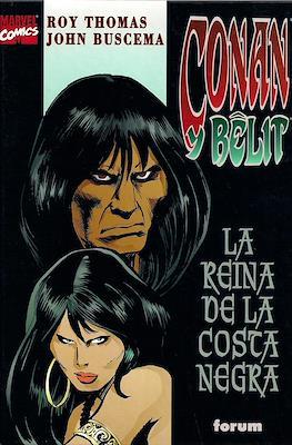 Conan y Bêlit (Cartoné 276 pp) #1