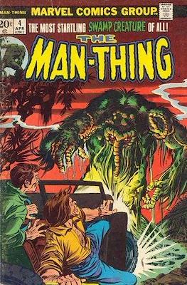 The Man-Thing Vol. 1 (1974-1975) (Comic Book) #4