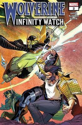 Wolverine Infinity Watch (2019) (Comic Book 24 pp) #2