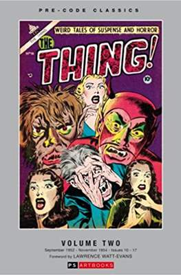 The Thing! - Pre-Code Classics (Cartoné) #2