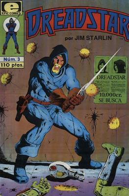 Dreadstar Vol. 1 (Grapa. 17x26. Color. (1985).) #3