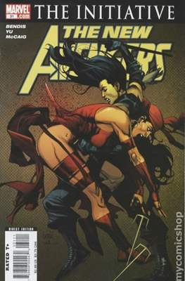 The New Avengers Vol. 1 (2005-2010) (Comic-Book) #31