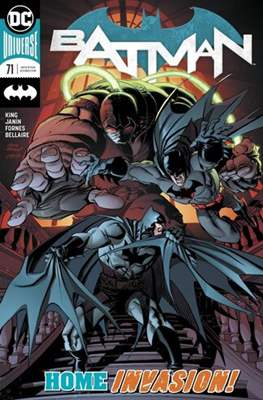 Batman Vol. 3 (2016-) (Comic-book) #71