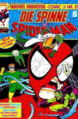 Marvel Hit-Comic / Marvel Universe-Comic #21