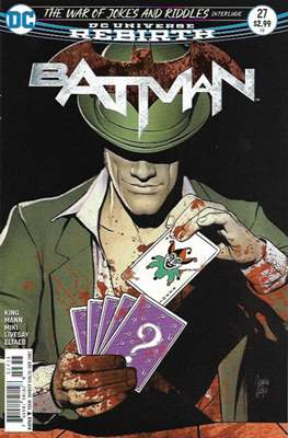 Batman Vol. 3 (2016-) (Comic Book) #27