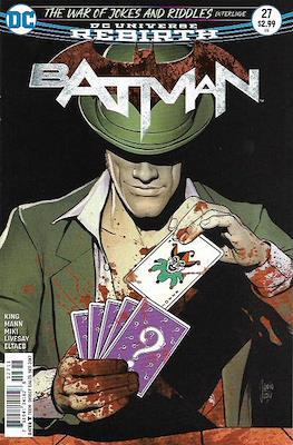 Batman Vol. 3 (2016-) #27