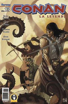 Conan. La Leyenda (Grapa 28-116 pp) #13