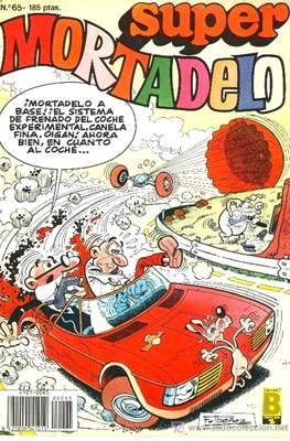 Super Mortadelo (Grapa, 52 páginas (1987)) #65