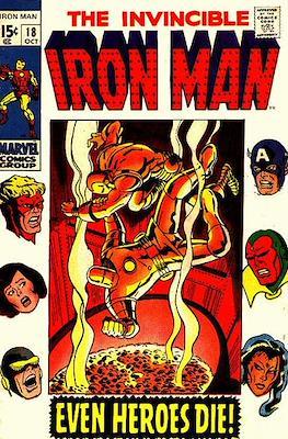 Iron Man Vol. 1 (1968-1996) (Comic book) #18