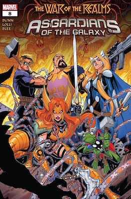 Asgardians of the Galaxy (Comic Book) #8