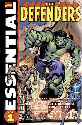 Marvel Essential: Defenders (Softcover) #1