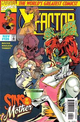 X-Factor Vol. 1 (1986-1998) (Comic Book) #139