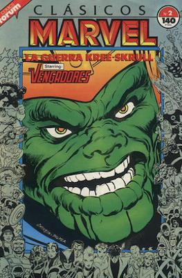 Clásicos Marvel (1988-1991) (Grapa.) #2