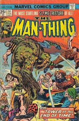 The Man-Thing Vol. 1 (1974-1975) (Comic Book) #14