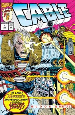 Cable: Blood and Metal (1992)
