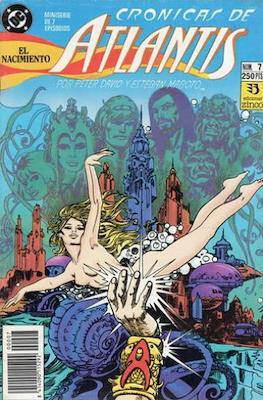 Crónicas de Atlantis #7