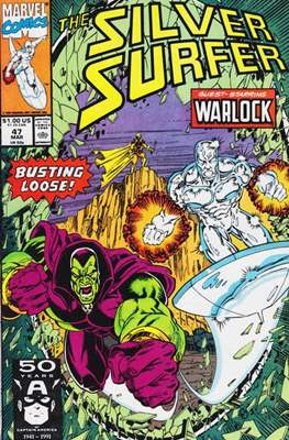 Silver Surfer Vol. 3 (1987-1998) #47
