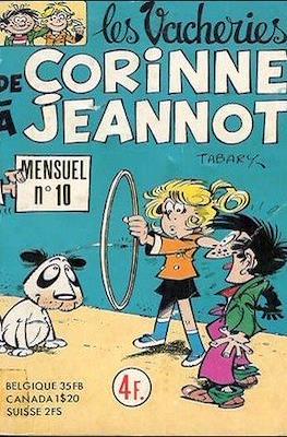 Les Vacheries de Corinne à Jeannot (Broche pocket 132 pp) #10