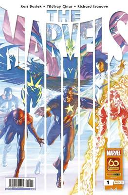The Marvels (Grapa 40 pp) #1