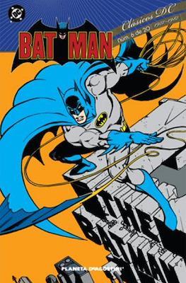 Batman. Clásicos DC (Rústica 208 pp) #6